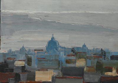 Roma, ciel gris
