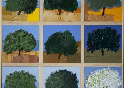 9 alberi